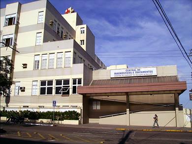 foto do hospital